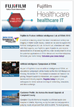 Healthcare Newsletter-Fall 2018 Issue